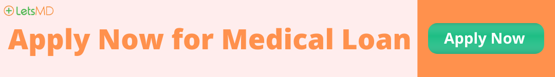 Apply Now for LetsMD Medical Loan