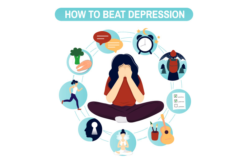 How to beat depression?